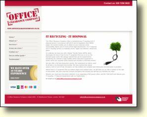 WebSite: OCC IT Disposal