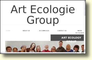 WebSite: Art Ecology Group